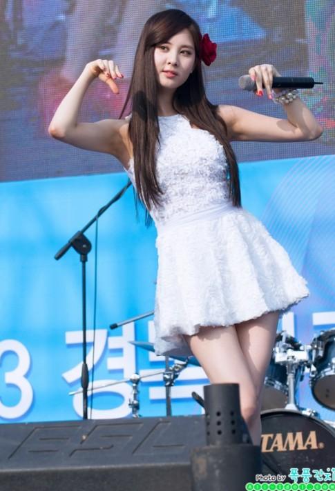 少女時代ソヒョン 最新画像テティソ~二重が違うって言われてますが・・・