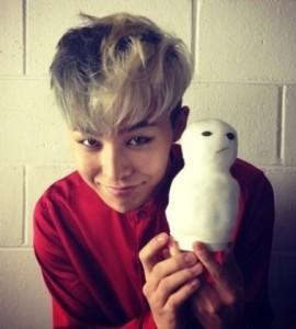 BIGBANG ジヨンは実はハムスター?驚きのシンクロ率。